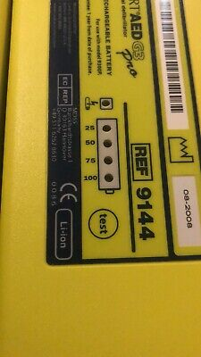 CARDIAC SCIENCE G3 AED DEFIB RECHARGABLE BATTERY PRO Plus New Charger