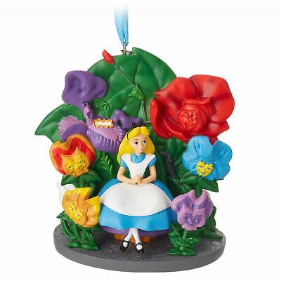 Original Disney USA - Alice im Wunderland Ornament - NEU