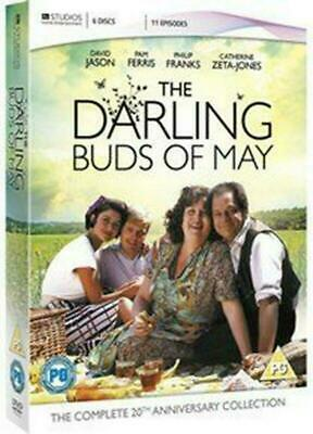 The Darling Buds of May - Complete Collection 20th anniv DVD (2011) David jason