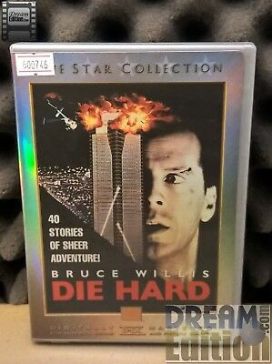Die Hard [2 Disc, Five Star Collection] Bruce Willis (1988) Action Thriller [DEd