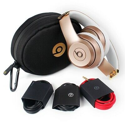 Solo Hd 2.0 Wireless Gold On Ear Headphones Refurbished