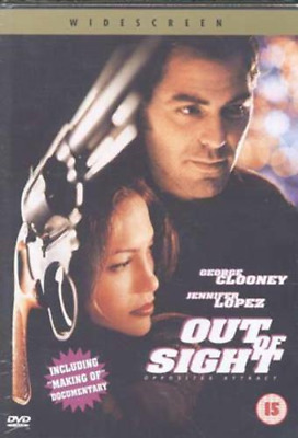 Out Of Sight DVD (2002) George Clooney