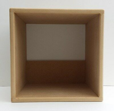 """12"""" Vinyl Record Storage Cube ( 10 Cube Special Offer )"""