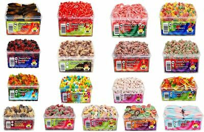 Sweetzone Jelly Tubs 100% Halal Hmc Kids Candy Sweets Party Wedding Favours