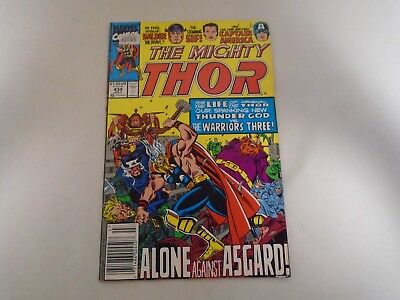 THE MIGHTY THOR - No 434 - JULY 1991 - COMIC