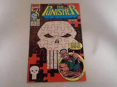 THE PUNISHER - VOL 2 - No 38 - SEPT 1990 - COMIC