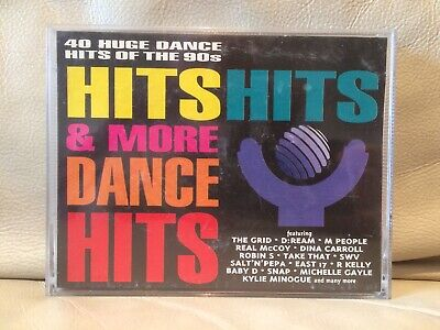 Hits Hits & More Dance Hits - 1994 Double Tape - Electronic House Euro House 90s