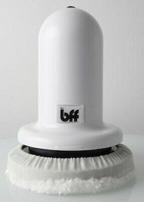 NEW The BFF Multi Speed Pro WHITE Vibrating Rotating Body Buffer Massager