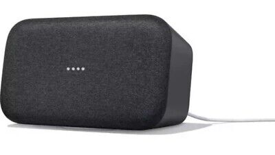 *BRAND NEW*UNOPENED* Google Home Max Smart Speaker - Charcoal