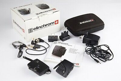 Elinchrom skyport Transmitter and Receiver