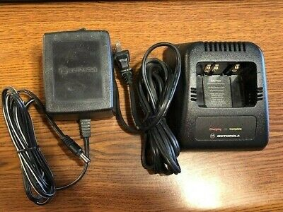 Motorola NTN1171/1172 Rapid Charger for HT1000 Portable Radio