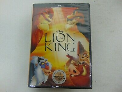 The Lion King (DVD, 2017) BRAND NEW Signature Collection