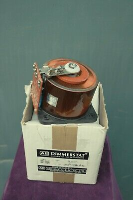 variable transformer new old stock unused