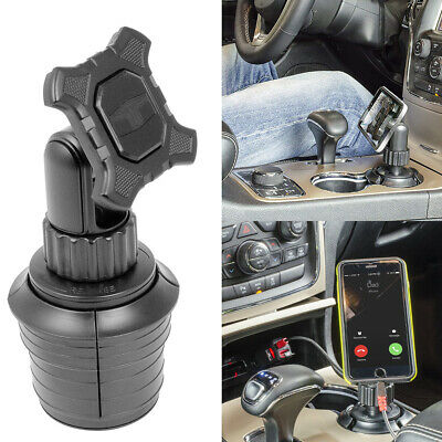 Magnet Mobile Cell Phone Mount For Car Cup Holder Magnetic Travel Accessories
