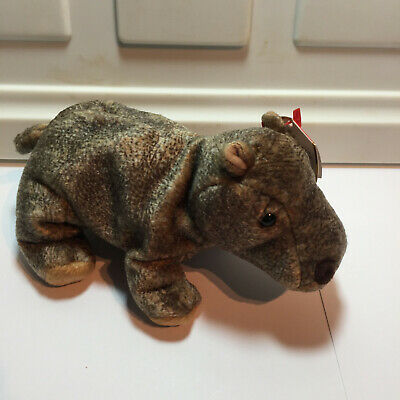 e814ca019f7 TY Beanie Baby TUBBO the Hippo 2003 rare retired NEW Pristine Condition  MWMT s