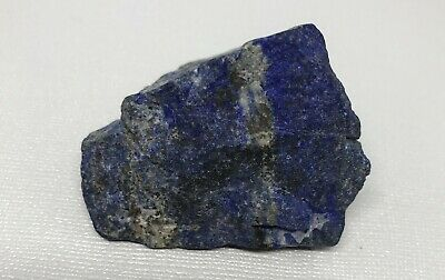 Blue Lapis Lazuli Crystal with Pyrite Inclusions 114 g / 4.028 oz   BE-0004