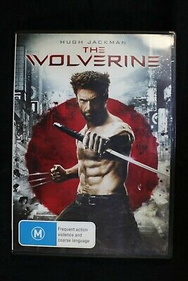 The Wolverine - Hugh Jackman -  Pre Owned - R4- (D439)