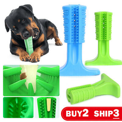 Pet Dog Bite Chew Toys Dog Tooth Brush Dog Toys Remove Bad Breath Cleaning Tooth