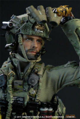 In-Stock 1/6 Scale Mini times toys MT-009 RIP Action Figure Military Collection