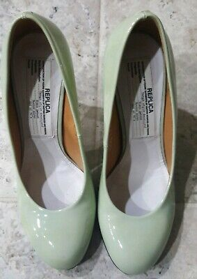 c77f571f567dba Maison Martin Margiela Light Green Heels Size Us6.5 Eur37 Only Model On  Ebay!