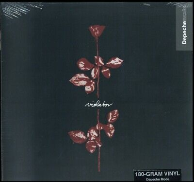 DEPECHE MODE - VIOLATOR (180G) (VINYL) New