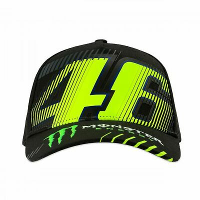 Valentino Rossi VR46 Moto GP Monster Energy Monza Rally Cap Official 2019
