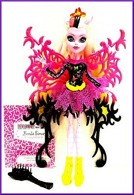 26. Mattel Monster High doll Bonita Femur series Freaky Fusion