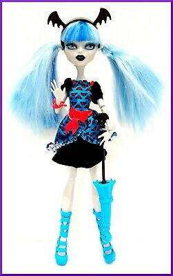 479. Mattel Monster High doll Ghoulia Yelps series Freaky Fusion Draculaura