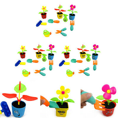 27Pcs Kids Pretend Role Play Toy Set Garden Tools for Toddlers Kids Presents