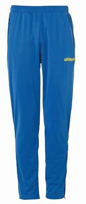 Uhlsport Sport Football Training Mens Pants Trousers Tracksuit Bottoms Ankle Zip