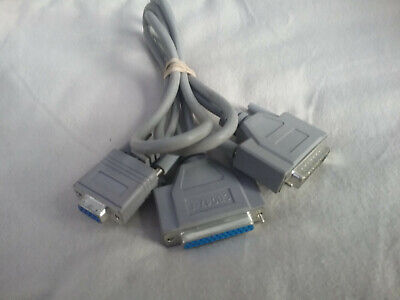 Vintage Old CB047-F Computer Cable