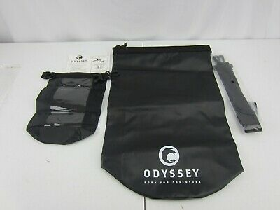 Compre Accessories Odyssey Waterproof Roll Top Dry Bag W/ Free Waterproof Cell Phone Case