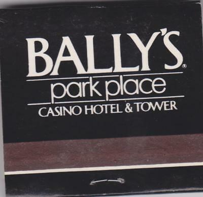 Bally's Park Place Casino Hotel & Tower Matches Atlantic City Nj Gambling Cards