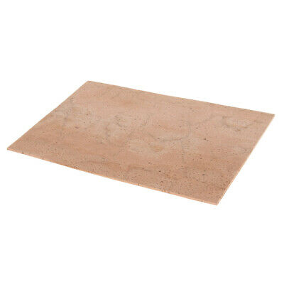 Professional Saxophone Sax Clarinet Neck Joint Pad Natural Cork Sheet