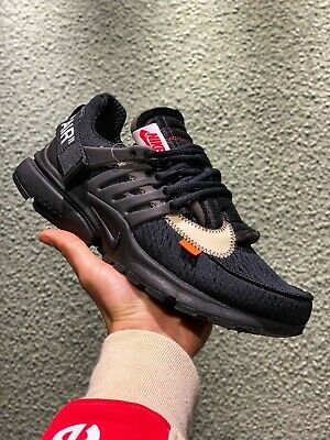 312871c868bf Mens Off White Virgil Abloh Presto Shoes The 10 Size 7-12 Running Sports  Shoes