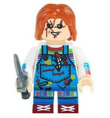 Horror Film Movie Chucky Childs Play mini figure  NEW *UK SELLER*  Free Postage