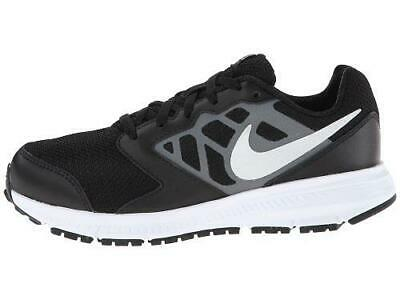 228d6209c Nike Downshifter 6 Kids Shoes Black+Gray Athletic Running Sneakers Youth  684979