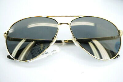 d37750884c Gucci Aviator Sunglasses GG 0237 S  455 New Metal Gold Gunmetal Flash