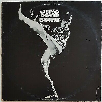 David Bowie ‎-The Man Who Sold The world- LP Vinyl RCA Victor 46100 France 1972