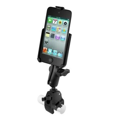 Medium Tough-Claw Bike Motorcycle Mount Kit fits Apple iPod touch 4th Generation