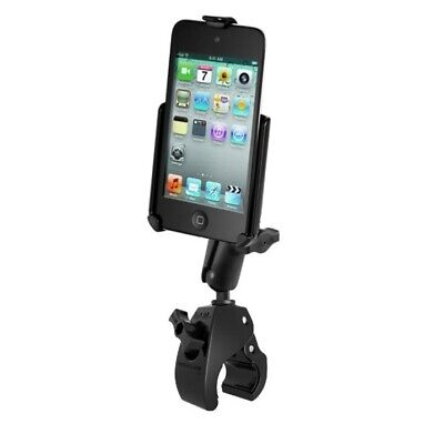 Large Tough Claw Handlebar Rail Mount Kit fits Apple iPod touch 4th Generation