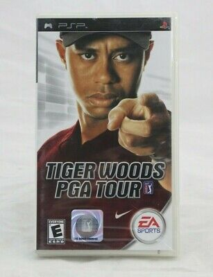 Tiger Woods PGA Tour (Sony PSP, 2005) Brand New Factory Sealed