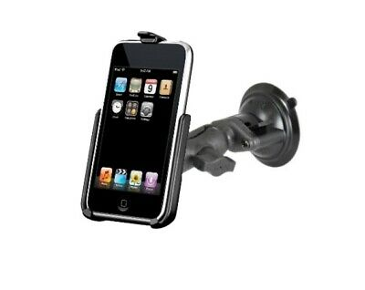 Short Arm Suction Cup Window Mount fits Apple iPod touch 2nd & 3rd Generation