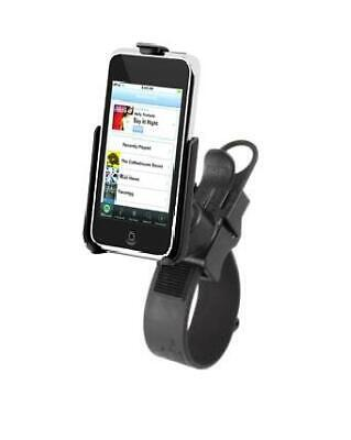 EZ-Strap Rail Handlebar Bicycle Mount for Apple iPod touch 2nd 3rd Generation