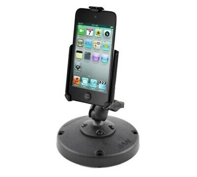 "RAM 6"" Support Flat Surface Drill Down Mount for Apple iPod Touch 4th Generation"