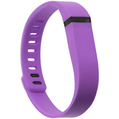 For Fitbit Flex Band Replacement Wrist Bands Wristband Small Purple w/ Clasps