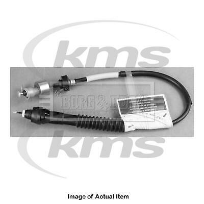 New Genuine BORG & BECK Clutch Cable BKC2027 Top Quality 2yrs No Quibble Warrant