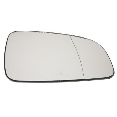 Audi A8 A6 A4 C4 1995-1999 RIGHT Wing Door Mirror Convex Glass With Plate Heated