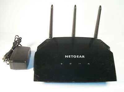NETGEAR AC1750 SMART Wifi Router- Dual Band Gigabit - R6350-100NAS