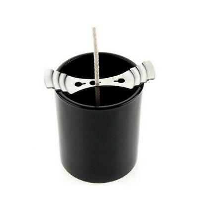 Metal Candle Wicks Centering Device Holder Clips Making Supplies DIY Tool KV